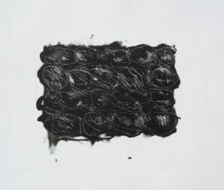 Литография Kounellis - MOD 3