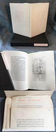 Иллюстрированная Книга Bellmer - MODE D'EMPLOI. 1967.