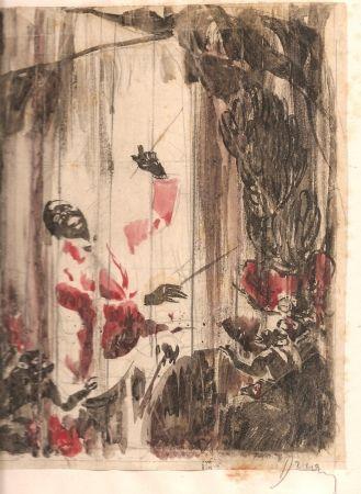 Иллюстрированная Книга Drian - Monsieur de Bougrelon