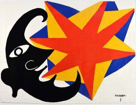 Нет Никаких Технических Calder - Moon and Star Tapestry