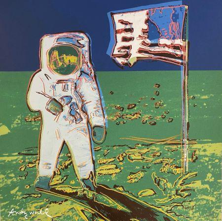 Гашение Warhol - Moonwalk