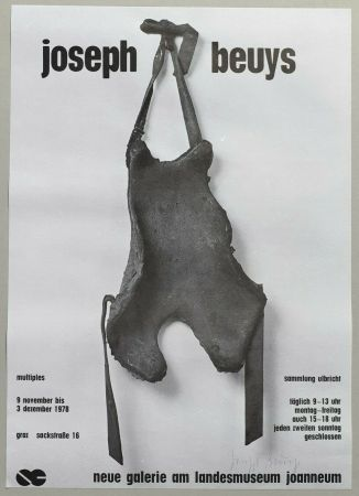 Литография Beuys - Multiples - Sammlung Ulbricht