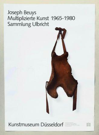 Литография Beuys - Multiplizierte kunst