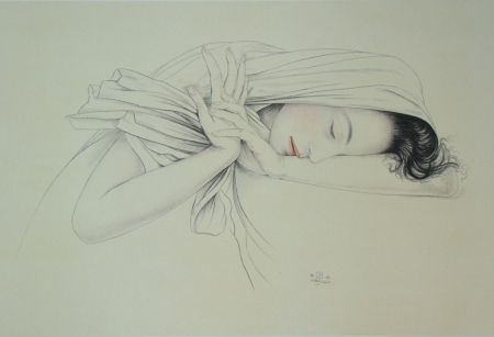 Литография Sauer - Murasaki