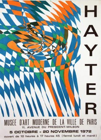Литография Hayter - Musee D'Art Moderne de Paris