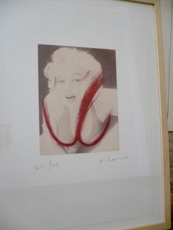 Офорт Rainer - Mythos Marilyn