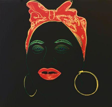 Сериграфия Warhol - MYTHS: MAMMY FS II.262