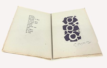 Иллюстрированная Книга Braque - Né le