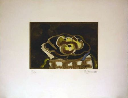 Офорт Braque - Nature morte