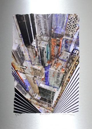 Многоэкземплярное Произведение Salzmann - New York Crossroad