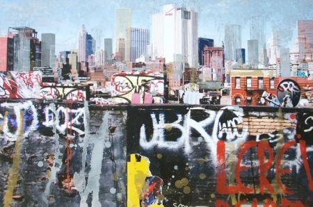 Многоэкземплярное Произведение Salzmann - New York Le rêve