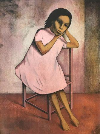Литография Montoya - NINA DE ROSA