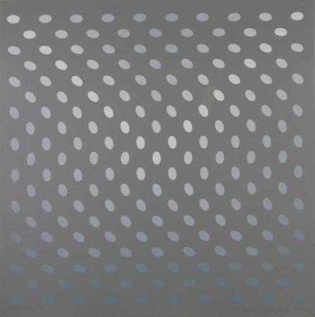 Collograph Riley - Nineteen Greys [Schubert, 8]