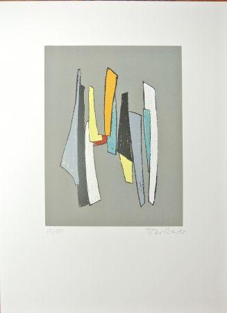 Литография Richter - No title