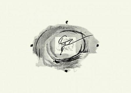 Литография Tàpies - Nocturn matinal - 4