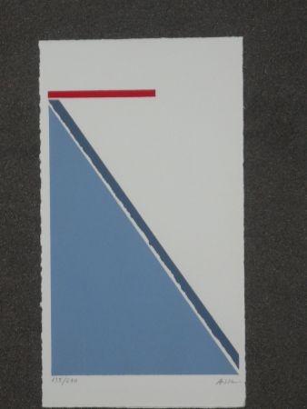 Сериграфия Asse - Notes pour deux