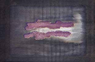 Литография Fautrier - Nuage 1