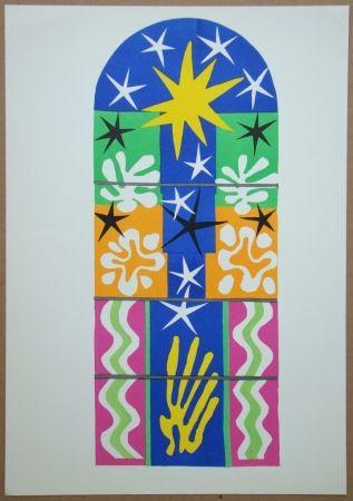 Литография Matisse - Nuit de Noël