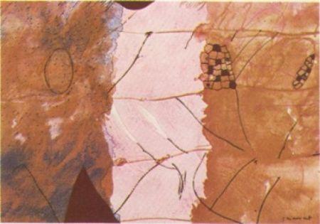Литография Guégan - Nura