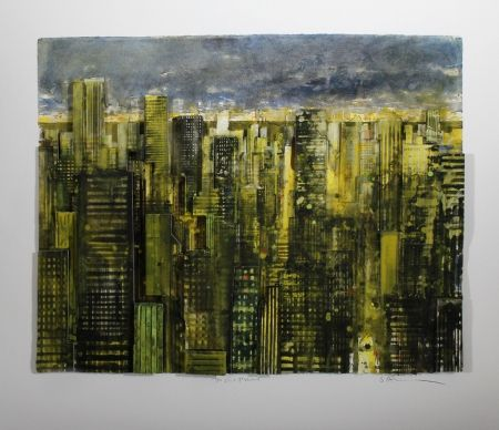 Многоэкземплярное Произведение Salzmann - NY City