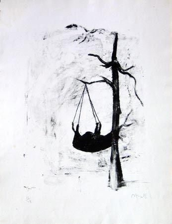 Литография Barcelo - Oûtre