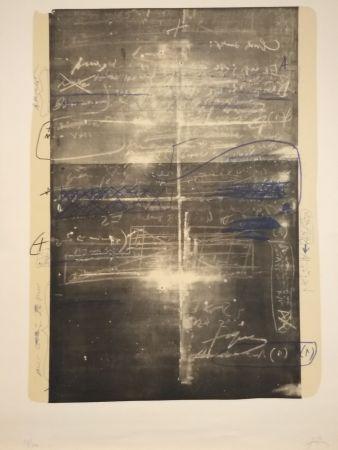 Литография Tàpies - Oeuvre gravé