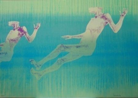 Литография Cremonini - Olympique 92