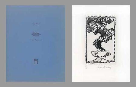Иллюстрированная Книга Alechinsky - Ondes