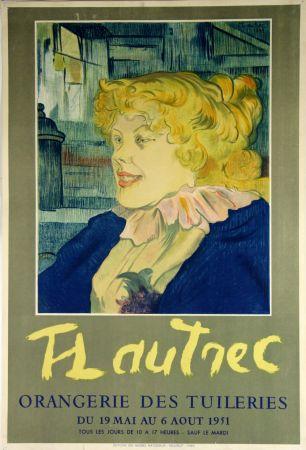 Литография Toulouse-Lautrec - Orangerie Des Tuileries