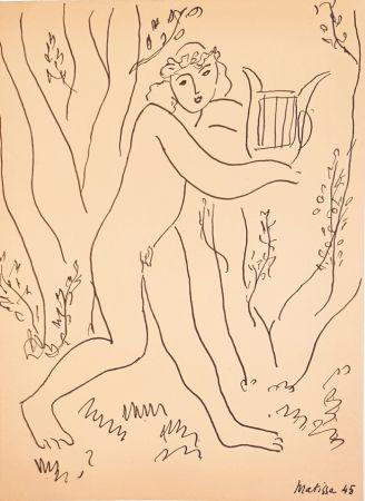 Нет Никаких Технических Matisse - Orphée  Les Musiciens Celébres