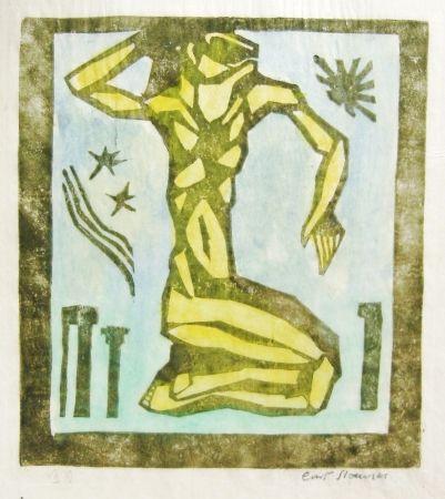 Гравюра На Дереве Stoermer - Osiris
