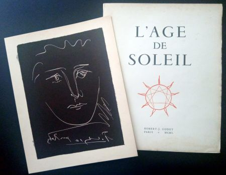 Иллюстрированная Книга Picasso - Pablo PICASSO - R.-J. Godet : L'AGE DE SOLEIL