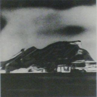 Литография Equipo Realidad - PAISAJE - Vista de Gilbraltar en julio de 1936