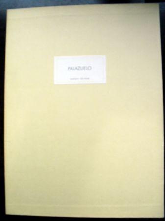 Иллюстрированная Книга Palazuelo - PALAZUELO. DERRIÈRE LE MIROIR N° 184. Mars 1970. Tirage De Luxe SIGNÉ