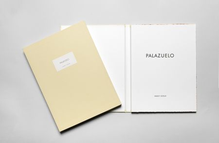 Иллюстрированная Книга Palazuelo - Palazuelo DLM 184 de luxe signé