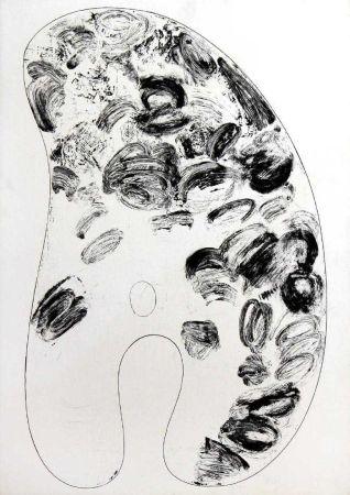 Гравюра Dine - Palette III