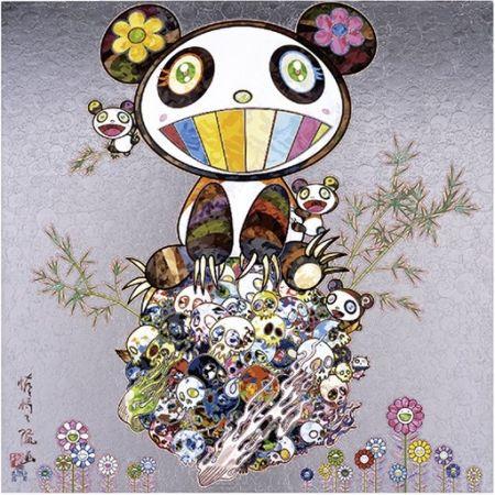 Гашение Murakami - Panda And Panda Cubs