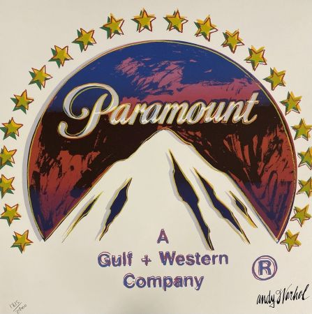 Гашение Warhol - Paramount