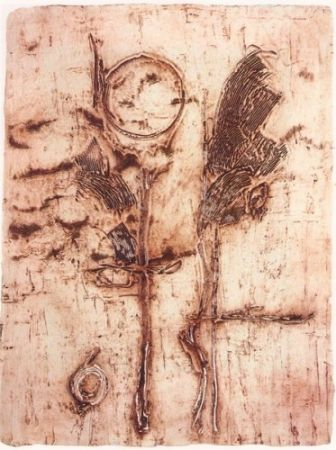 Гравюра Frankenthaler - Parets