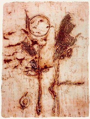 Карборунд Frankenthaler - Parets