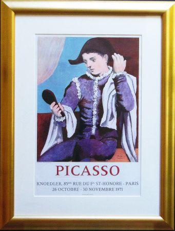Литография Picasso - Paris, Galerie Knoedler Signed
