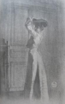 Литография Neumont - Parisienne