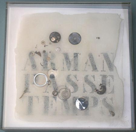 Многоэкземплярное Произведение Arman - Passe Temps