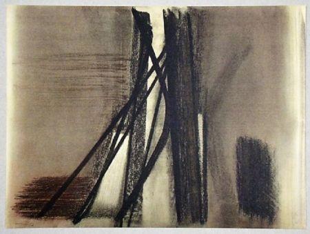 Гашение Hartung - Pastel P. 1953-10