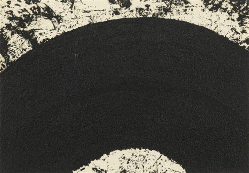 Гравюра Serra - Paths and Edges #10