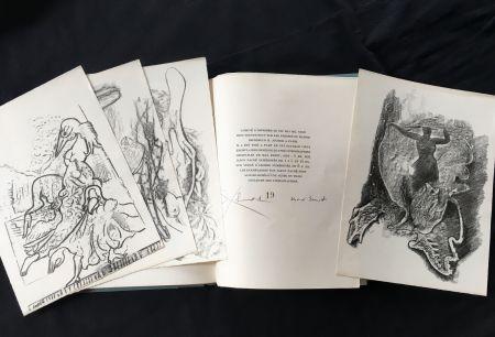 Иллюстрированная Книга Ernst - Paul Éluard : CHANSON COMPLÈTE. Lithographies de Max Ernst (1939)