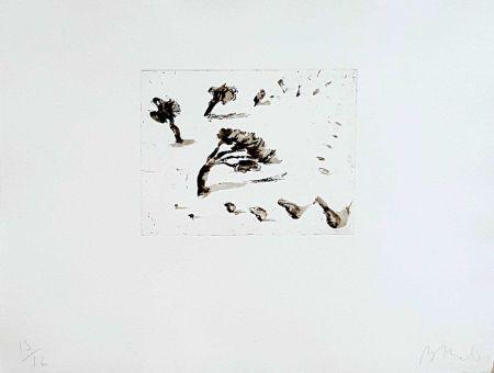 Гравюра Barcelo - Paysage