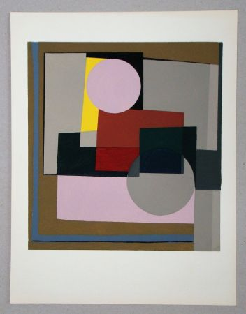 Трафарет Nicholson - Peinture - 1945
