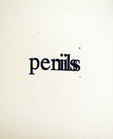 Сериграфия Wool - Penis Perils