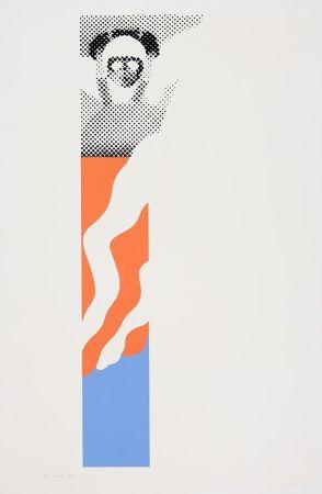 Сериграфия Laing - Pennon
